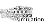 Simulation Digital wordle
